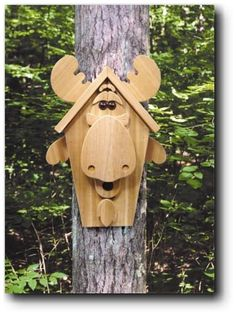 Woodworking Projects That Sell | Birdhouse Creatures woodworking plans
