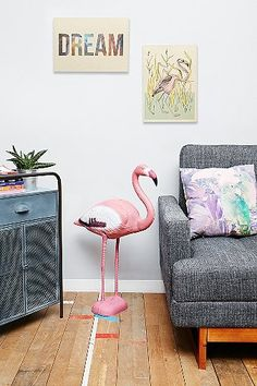 Urban Grow Pink Flamingo