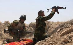 IRAK – In zijn offensief om Ramadi te heroveren op Islamitische Staat (IS) heeft het Iraakse leger zaterdag een aanval ingezet op de regeringswijk van de hoofdstad van de provincie Anbar. Dat…