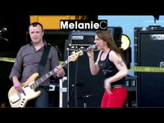 Melanie C - 08 When You're Gone - Live at the Isle of Wight Festival 200...