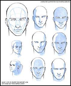 해부학얼굴모음08 : 네이버 카페