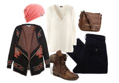 Super cute winter outfit for teens -Tween/Teen Fashion & Accessories I would not wear the shoes.