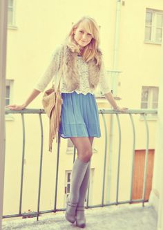 i love this, i wish/ wonder if i could pull this off :)