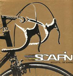 Scapin brochure 1983 - Italiaanse Racefietsen