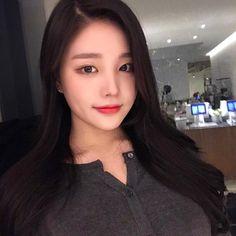 Image may contain: 1 person Pretty Korean Girls, Pretty Asian, Cute Korean, Beautiful Asian Women, Pretty Boys, Mode Ulzzang, Ulzzang Korean Girl, Korean Beauty, Asian Beauty
