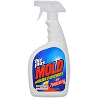 Tile Plus Deep Penetrating Mold and Mildew Stain Remover, 32 oz.
