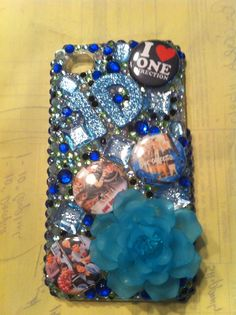 One direction iPhone 4/4s case by DazzlingCases on Etsy, $19.99