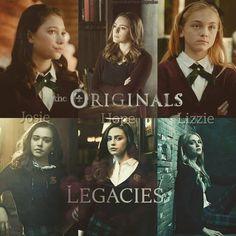 The Originals vs. Vampire Diaries The Originals, Silas Vampire Diaries, Vampire Diaries Memes, Legacy Tv Series, Series Movies, Stranger Things, Klaus And Hope, Supergirl, Disney Movies