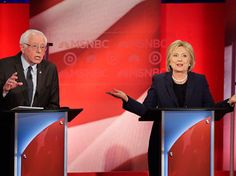 Who won tonight's Democratic debate?