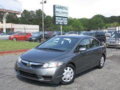 2011 Honda Civic DX for Sale near Marietta, GA - EveryCarListed.com