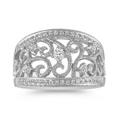 Perfect right hand ring.