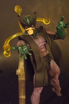 Diablo vers. II (Marvel Legends) Custom Action Figure