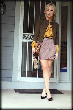 6e648872558 Outfit Of The Yesterday  Olive + Mustard + Peach + Taupe (+ Mumford and  Sons at Red Rocks Amphitheater
