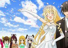 Anime Charlotte Burning Series
