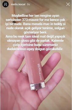 Maybelline, Mauve, Skincare, Make Up, Lipstick, My Love, Pink, Blog, Beauty