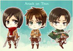 Attack on Titan by Radittz.deviantart.com on @deviantART