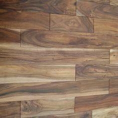 Before and after lumber liquidators tobacco road acacia for Acacia wood flooring