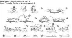 primary series sitting positions a  ashtanga yoga