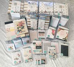 Heidi Swapp 2016 Hello Gorgeous Memory Planners and Accessories are now in stock www.littlhttp://www.littlescrapbookshop.com.au/product-category/heidi-swapp-2016-hello-gorgeous/