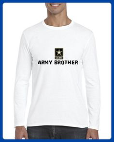 facb4010 Ugo U.S. Army Star Army Brother Match w Flag Hat Backpack Duffel Bag Toys  Softsyle Long Sleeve Men's T-Shirt Tee - Relatives and family shirts  (*Amazon ...