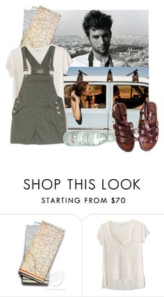 """""""there's no room for me"""" by alessandragaetano ❤ liked on Polyvore featuring Fresh Laundry"""