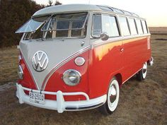 and vw bus