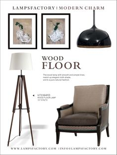 The wood lamp with smooth and simple lines,match up elegant cloth shade,smriti a pure natural fashion.