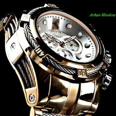 Invicta Men's Jason Taylor Reserve Limited Edition Luxury Watch $4,795.00 #Invicta #LuxurySportStyles