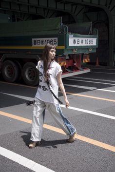 yuka mannami Fashion Art, Fashion Outfits, Street Photo, Japanese Girl, Casual Outfits, Photoshoot, Street Style, Style Inspiration, Stylish