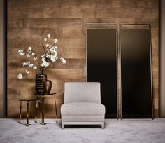 Mayfair / Chair / Mercer / Side Table / Eric Kuster / Metropolitan Luxury