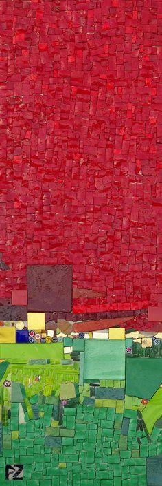 MoZaique, créations et réalisations de mosaiques Patricia Zygomalas