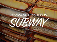 11 Halal Alternatives To Subway - The Halal Food Hunter