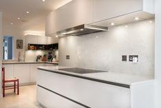 Kitchen of the week… Located in Cambridge showcasing the Monaco Carrara High End Kitchens, Marble Quartz, Kitchen Worktop, Luxury Kitchens, Carrara, White Marble, Monaco, Cambridge, Kitchen Design