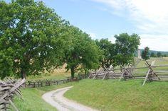 Bloody Lane Antietam Battlefield