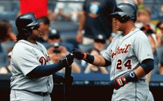 Tigers pound 17 hits, crush Yankees :: WXYZ