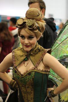 Steampunk Tinkerbell | Flickr - Photo Sharing!