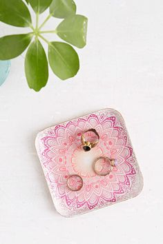 Magical Thinking Medallion Trinket Dish - Urban Outfitters