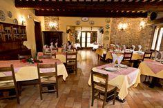 typical restaurant in Umbria, so good!