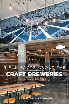 Inspired names, secret sourdough, and meaningful murals are just some of the fun facts hiding behind the scenes in these five local craft breweries. Say cheers to reopened tasting rooms and discover five facts about these Kamloops breweries. Cider Making, Home Buying Tips, Shop Local, Tasting Room, Unique Recipes, Estate Homes, Craft Beer, Brewery, Murals
