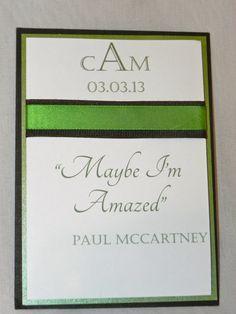 Wedding Table Love Stories Names /  Wedding by MySentimentsInvites, $40.00