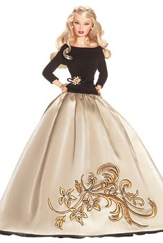 Festive and Fabulous™ Barbie® Doll