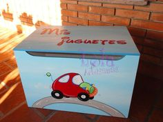 Lola Artesanías: Baúles infantiles