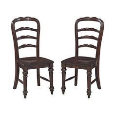 Home Styles 5528-802 Colonial Classic Dining Chair (Set of 2)