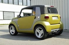 smart fortwo jeep - Google Search