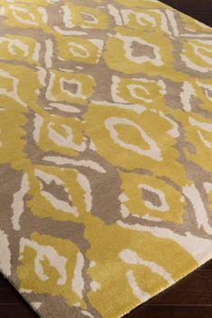 Calaveras Collection Wool Rug - Neutral on HauteLook