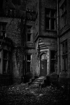 Dark abandonment.