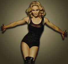M is for Madonna