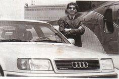 Ayrton Senna importador de Audi en Brazil