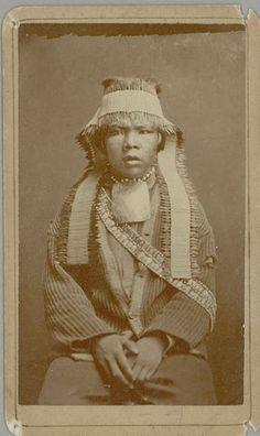 Son of Captain Tom - Maidu – 1874
