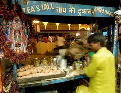 Masala Chai, Market Stalls, Tea Art, Tea Time, Alleyway, Indian, Coffee, Street, Kitchen